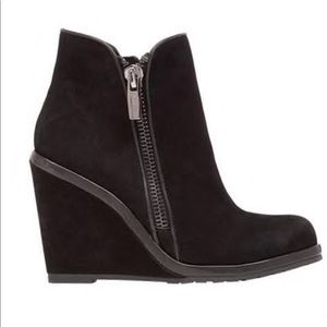 Vince Camuto Wedge Heel Ankle Boot